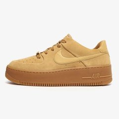 Женские кроссовки Nike Air Force 1 Low Sage Suede ct3432-700